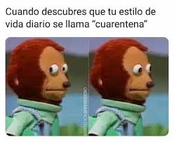 Meme cuarentena